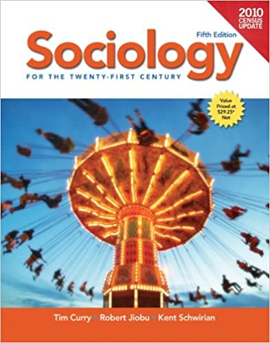 Sociology for the 21st Century, Census Update