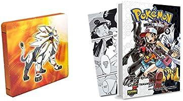 Pokémon Sol - Edición Limitada + Steelbook (Reserva con cómic)