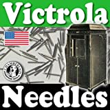 300 Medium Tone Victrola Phonograph Needles By Chamberlain Phonograph Needles, St. Paul, MN