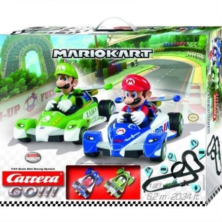 Carrera GO Mario Kart 1/43 Race Set