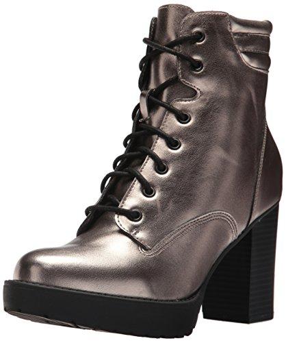 Madden Girl Women's Joltz Combat Boot
