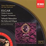 Elgar: Concerto for Violin and Orchestra in B minor & Variations on an Original Theme, 'Enigma'