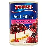 Princes Fruit Filling Summer Fruits (410g) - Pack of 2
