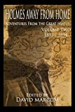 Holmes Away From Home, Adventures From the Great Hiatus Volume II: 1893-1894
