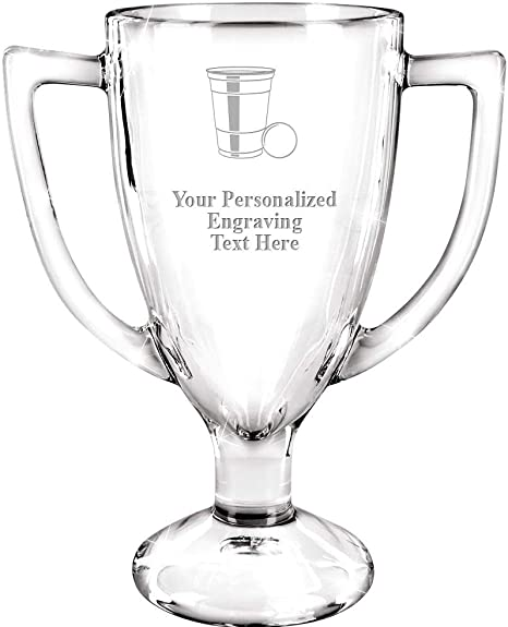Personalised Engraved Whiskey Tumbler Glass Football Award Trophy Gift Sports