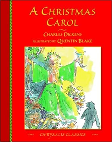 A Christmas Carol (Pavilion children's classics) by Charles Dickens (2003-12-18)