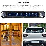 Rupse Dc 12v Remote Car Shop Led Sign Programmable