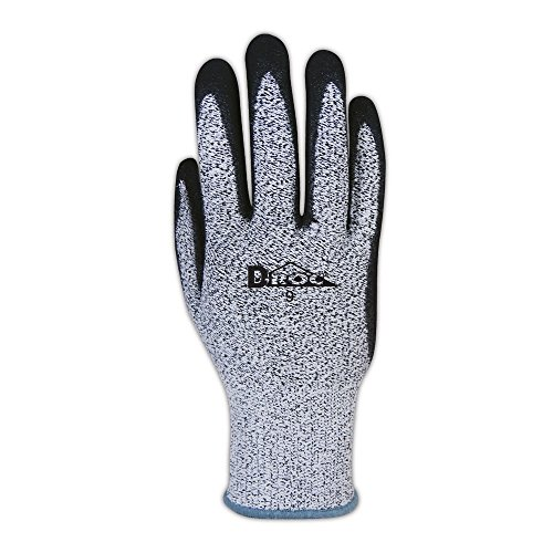 Magid D-ROC Blend with NitriX Grip Coating, Cut Level 2, Grey by Magid Glove & Safety (Image #2)