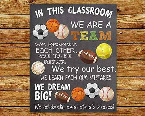 It's just a photo of Classroom Rules Printable with regard to middle school