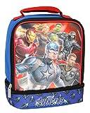 Marvel Boys Avengers Endgame Dual Lunch Kit Dome Lunch Bag (ENDGAME/3D)