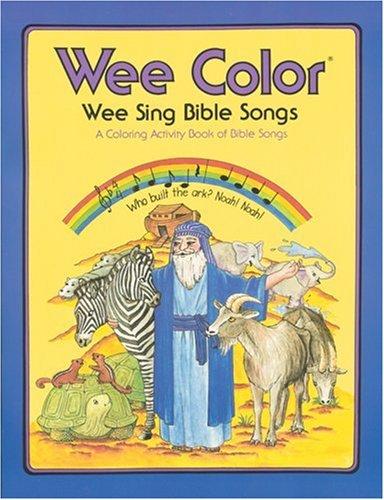 Wee Color (Wee Sing Bible Songs coloring book)