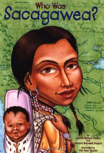 Who Was Sacagawea? - Book  of the Who Was/Is...?