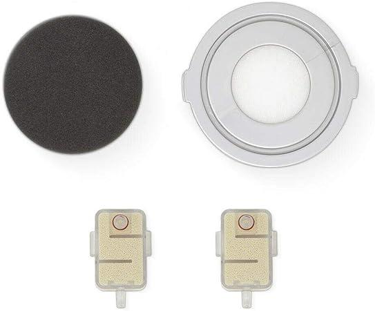 Polti PTEU0295 - Kit de filtros para escoba y aspirador de vapor Vaporetto 3 Clean: Amazon.es: Hogar
