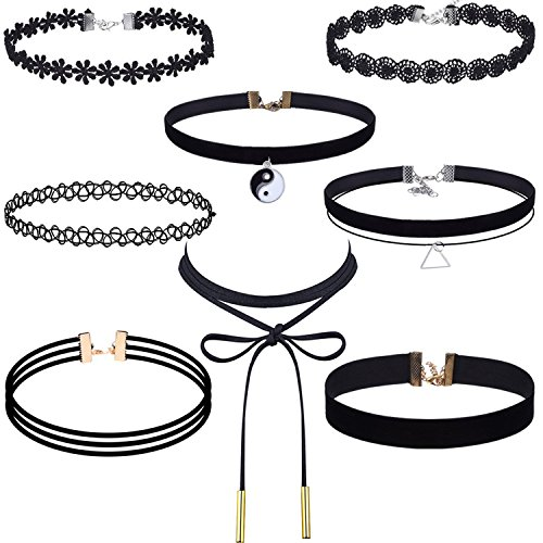 Outus Necklace Stretch Classic Necklaces