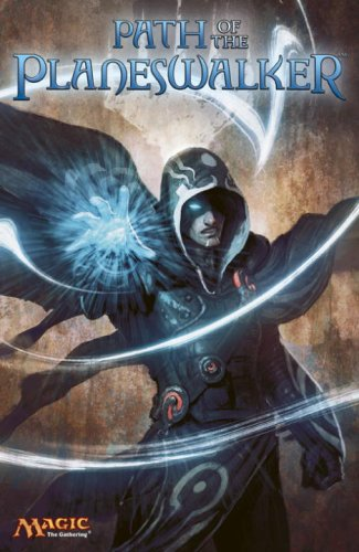 - Path of the Planeswalker: A Magic: The Gathering Graphic Anthology