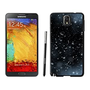 New Beautiful Custom Designed Cover Case For Samsung Galaxy Note 3 N900A N900V N900P N900T With Snow Flying Phone Case