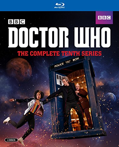 DVD : Doctor Who: The Complete Tenth Series [Blu-ray]