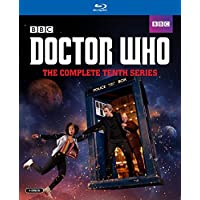 Doctor Who: The Complete Tenth Series on Blu-ray