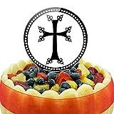 Armenian Cross Cake Top Topper