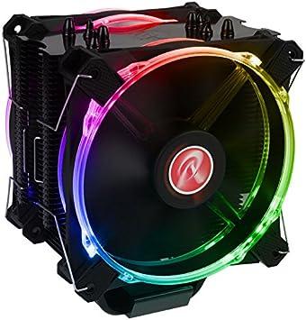 RAIJINTEK 0r100072 - Ventilador para PC: Amazon.es: Informática