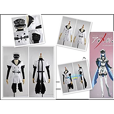 Mister Bear Akame Ga Kill Esdeath Cosplay Costume: Clothing