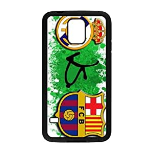 WAGT Spanish Primera Division Hight Quality Protective Case for Samsung Galaxy S5