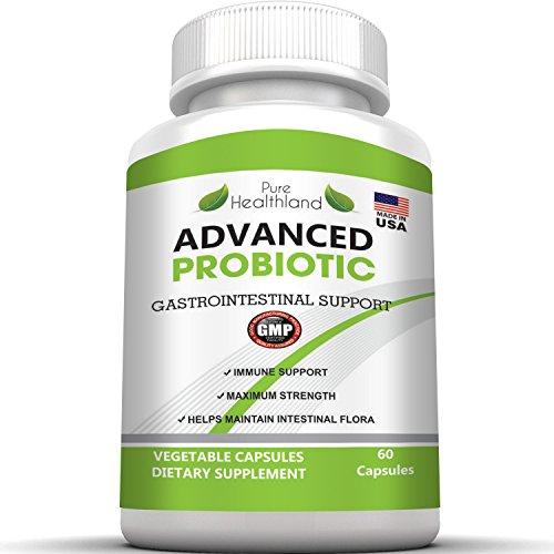 Probiotics Supplement Effective Supplements Constipation product image