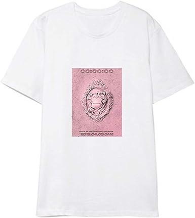 Blackpink Camisetas de algodón Unisex Verano Impreso Manga Corta ...