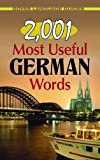 2,001 Most Useful German Words (Dover Language Guides German)