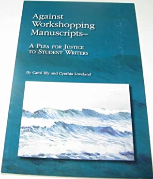 book cover of Against Workshopping Manuscripts