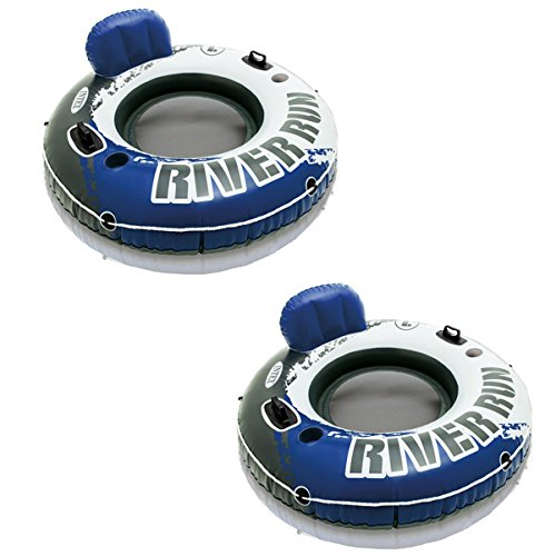 INTEX River Run I Inflatable Water Floating Tubes