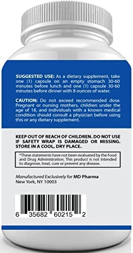 PHEN-MAXX XR 37.5 ® (Pharmaceutical Grade OTC - Over The Counter - Weight Loss Diet Pills) - Advanced Appetite Suppressant - Increase Energy - Clinically Proven Ingredients 8