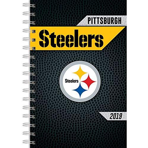 Turner Licensing Pittsburgh Steelers 2019 Tabbed Planner (19998420221)