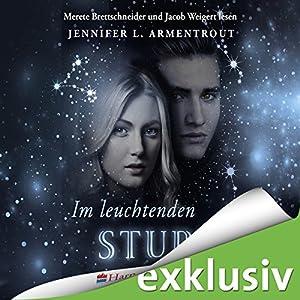 Im leuchtenden Sturm (Götterleuchten 2) Hörbuch von Jennifer L. Armentrout Gesprochen von: Merete Brettschneider, Jacob Weigert