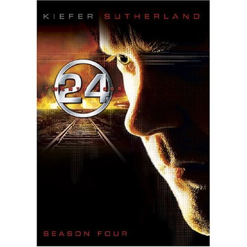 DVD : 24: Season Four (, Dubbed, Dolby, Repackaged, Widescreen)