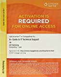 LabConnection, 2 terms (12 months) Printed Access Card for Andrews' A+ Guide to IT Technical Support, 9th Edition