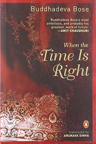 book cover of When the Time Is Right