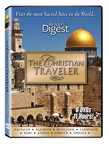 VHS : The Christian Traveler DVD 6 pk.