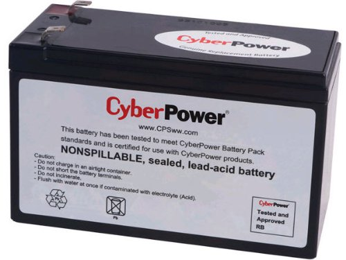 CyberPower RB1290 Replacement Battery Cartridge, Maintenance