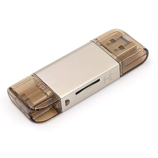 Lector de tarjetas SD para Huawei NM, lector de tarjetas USB 2 en ...