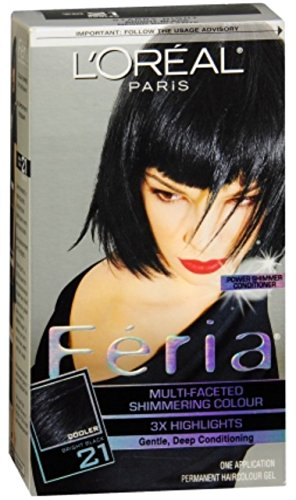 loreal-feria-multi-faceted-shimmering-colour-21-bright-black-1-each-pack-of-2