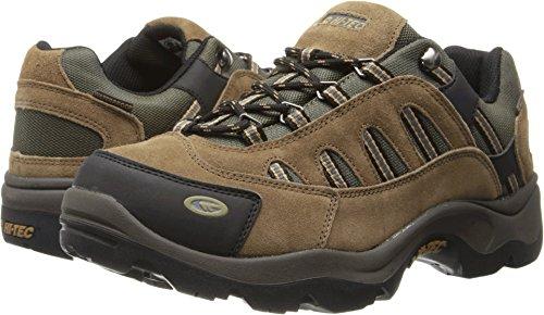 Hi-Tec Men's Bandera Low Waterproof Hiking Boot,Bone/Brown/Mustard,10 M US from Hi-Tec