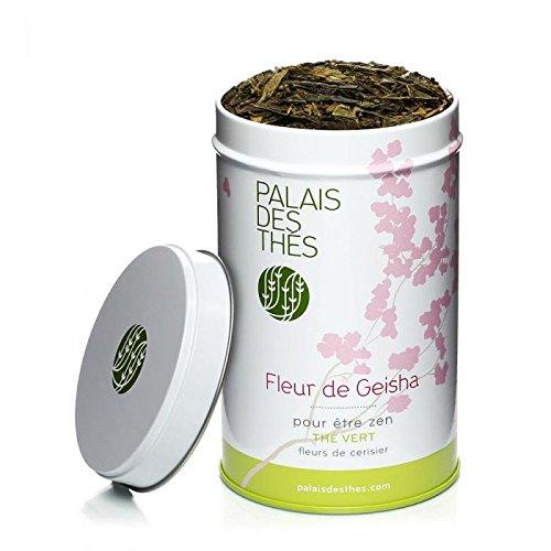 (Palais des Thés, Signature Tea Blends Collection, Fleur de Geisha (Green, Cherry Blossom))