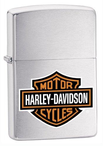 Zippo Harley Bar & Shield -