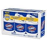Clorox Concentrated Regular Bleach, 3 Count