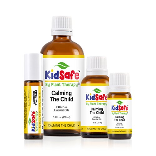 KidSafe Calming the Child Synergy, 100% Pure, Undiluted, Therapeutic Grade