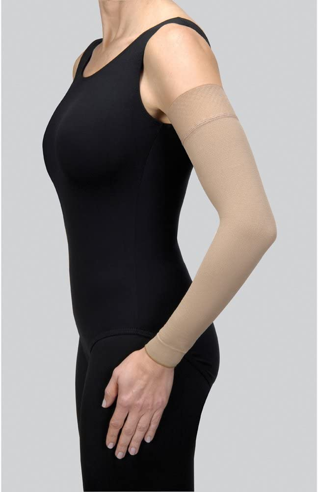 Jobst® Bella™ Strong Armsleeve 20-30 W SIL Reg Natural 4-R 1 Some reservation Free shipping Sz