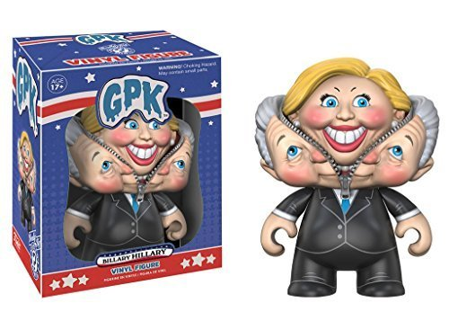 Funko POP Really Big Mystery Minis GPK: Garbage Pail Kids Billary Hillary Toy Action Figure Election Collection 2016