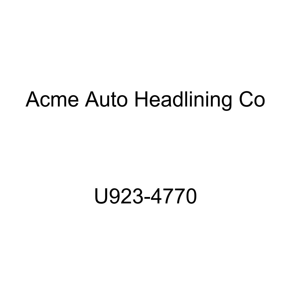 Acme U923-4770 Front and Rear Light Green Vinyl Bench Seat Upholstery