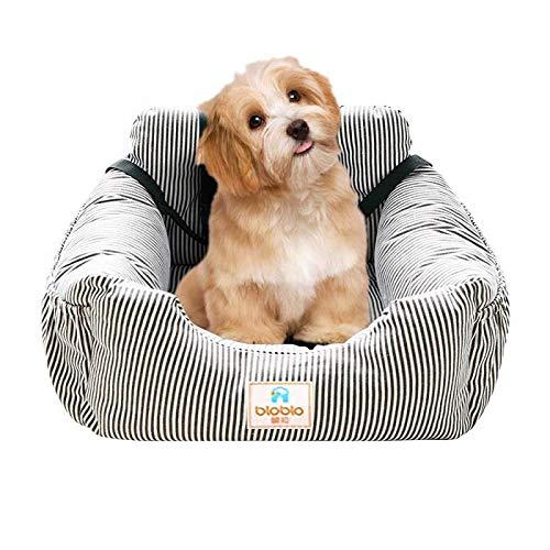 BOCHAO Hunde Autositz Autos /& Fahrzeuge Waschbar Auto Hundebett Rutschfeste Katze Reisen Front Booster Sitze mit Abnehmbare HundeKissen f/ür SUVs